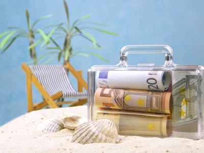 Geld Maken = Geld Verdienen vanaf het Strand..?