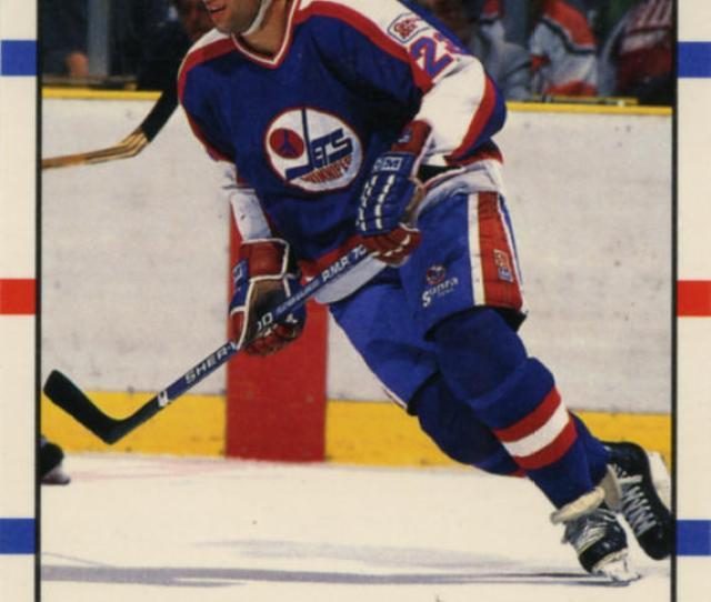 Score 1990 91 Hockey Card Image