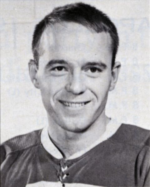 John Vanderburg hockey player photo