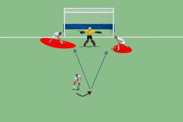 push en hockey