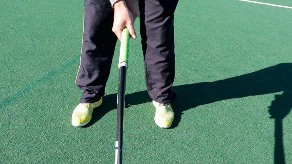 empuñaduras hockey: cómo agarrar bien el palo