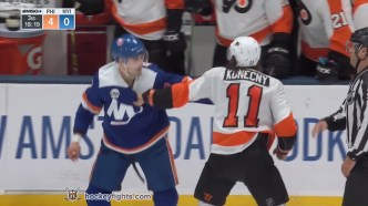 Hockeyfights Friday Fight Week Recap – March 8th, 2019
