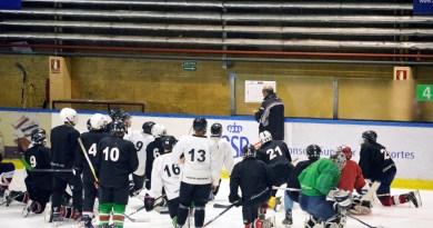 Hockey HIelo Majadahonda - 2017-09-10 - Tryouts