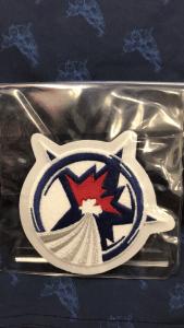 "Toronto Maple Leafs AllStar patch. 4.5""x4.5"""