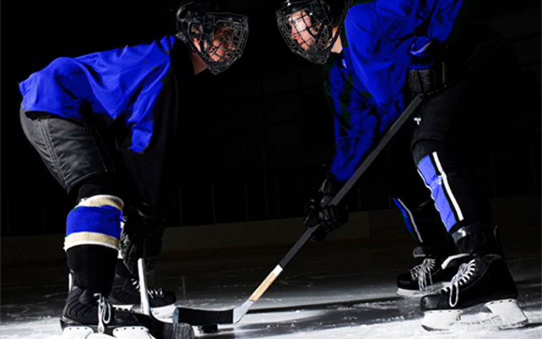Hockey Book Trailer: New Face-Off Video On YouTube