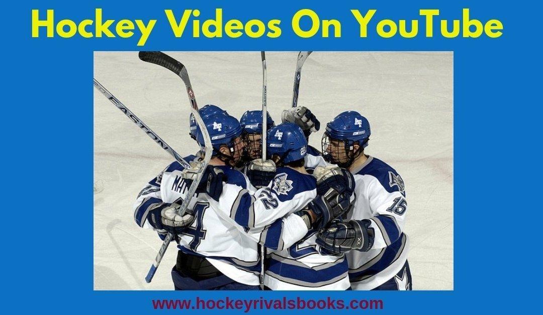 Hockey Videos On YouTube Geared Toward Hockey Families