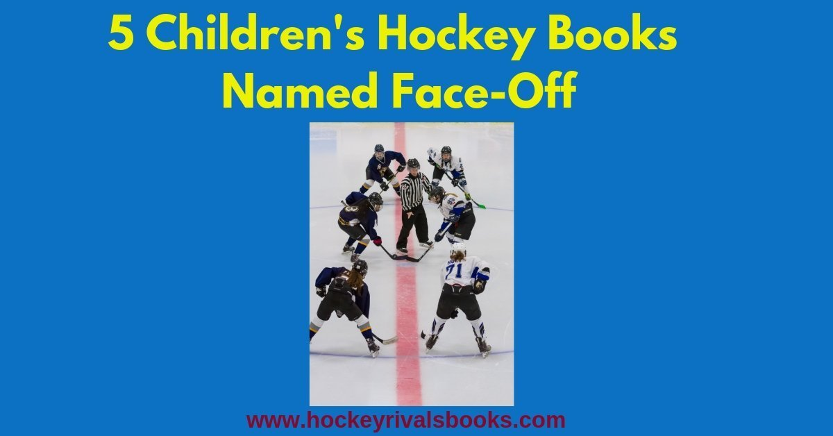 children's hockey books