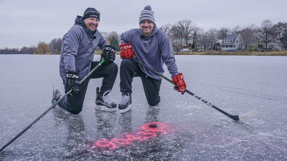 hockey dads