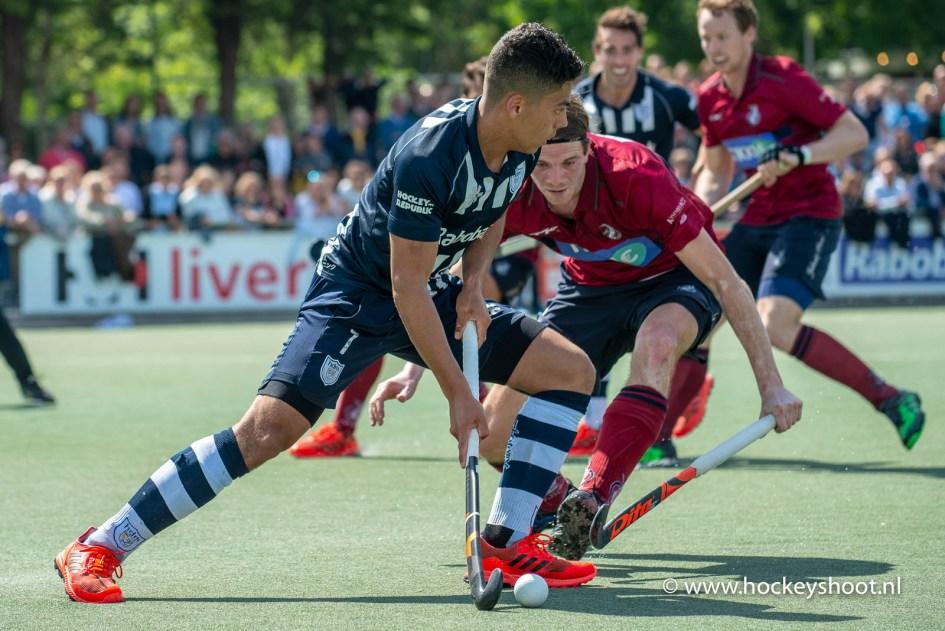 30-05-2019: Hockey: Mannen HDM v Klein Zwitserland: Den Haag