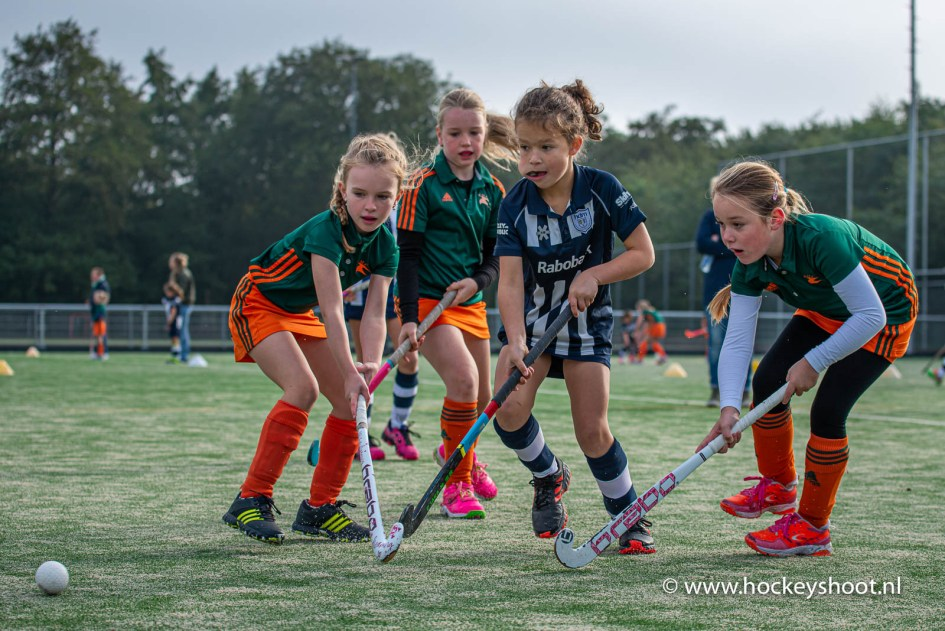 05-10-2019: Hockey: hdm MF1 - Zoetermeer MF1: Den Haag