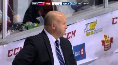 Vladimir Tkachev Scores An Unreal Goal – 11-18-13