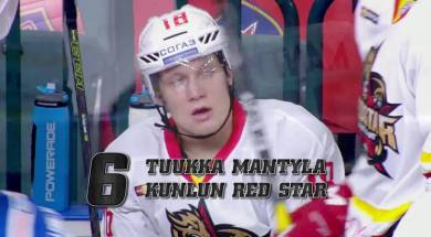 KHL's Top 10 Hits OTW