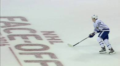 Matthews VS Laine In OT