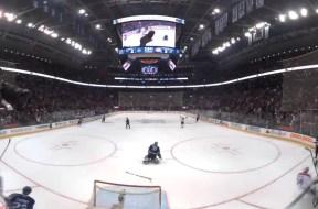 Shaw Pots OT Winner For Canadiens [360 Degree]