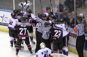 Havoc and Ice Bears Rumble 3-11-17