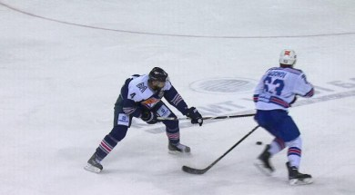 Dadonov Undresses Lee For Highlight GWG