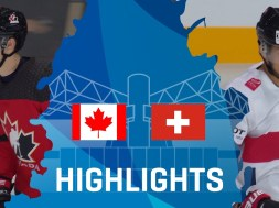 IIHF: Switzerland Shocks Canada