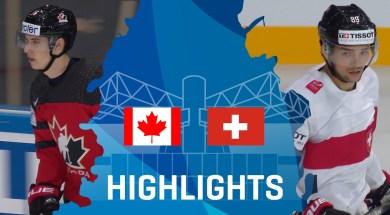 IIHF: Switzerland Shocks Canada
