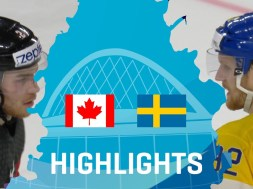 Sweden Wins IIHF Gold Over Canada