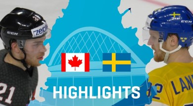 Sweden Wins IIHF Gold Over Canada
