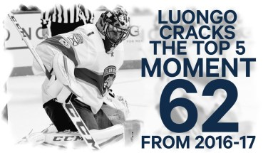 No. 62/100: Luongo 5th All-Time Wins