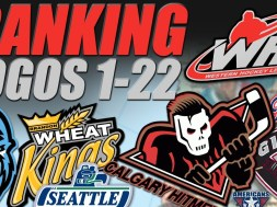 WHL Logo's Ranked 1-22