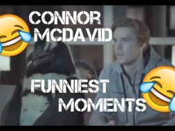 Connor McDavid's Funniest Moments