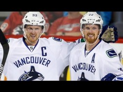 Sedins Want To Stay In Van