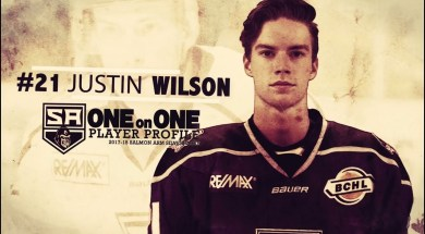 One on One – #21 Justin Wilson