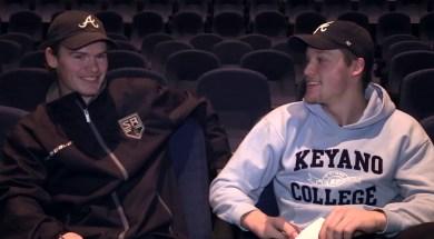 S'backs On The Silver Screen – Kingston & Hogg