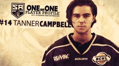 One on One – #14 Tanner Campbell