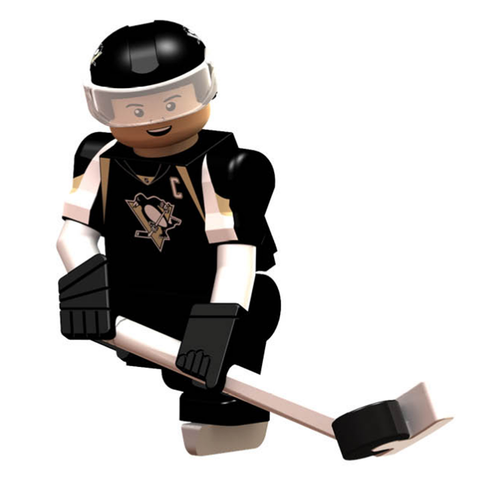 OYO Pittsburgh Penguins Player Lego