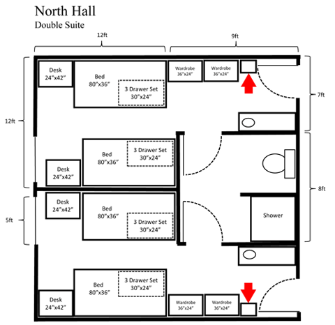 On Campus Housing   Hocking College on Sierra College Dorms  id=98685