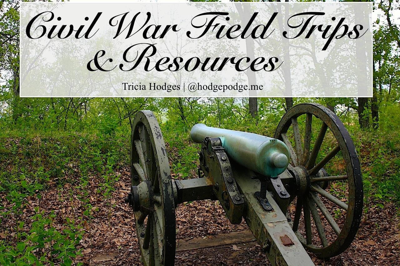 Georgia Civil War Field Trips And Resources