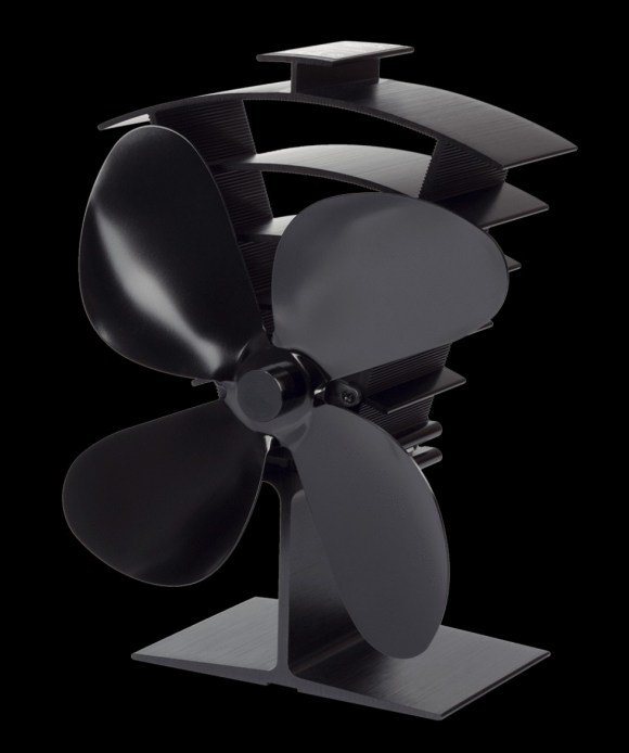 Stove fans are an essential modern accessory with geniune benefits, these can be purchased from Hodgsons Chimney Sweeps