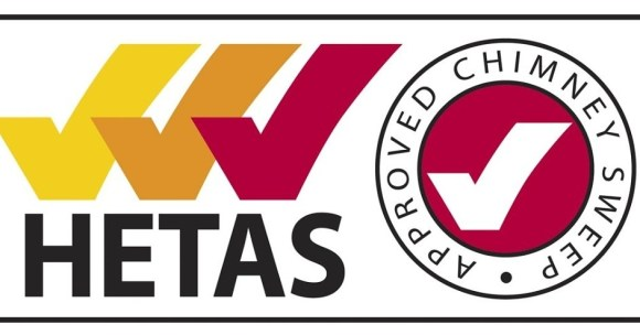 Hodgsons Chimney Sweeps are approved by HETAS.