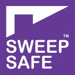 Sweep Safe Look for the certified Logo