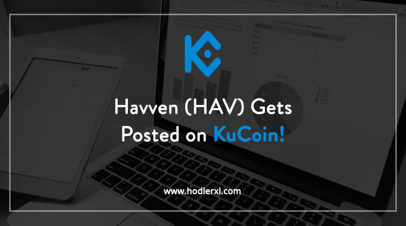 Havven Posted on KuCoin