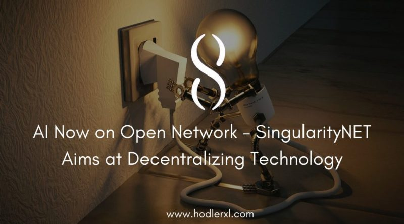 AI Now On Open Network – SingularityNET Aims At Decentralizing Technology