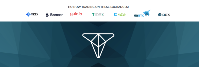 TIO exchanges
