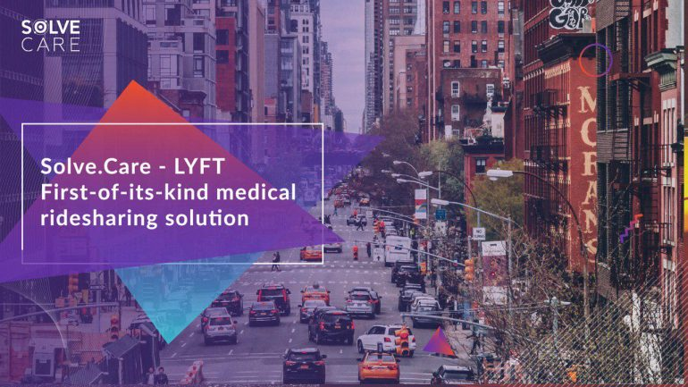 solve.care partnership with lyft