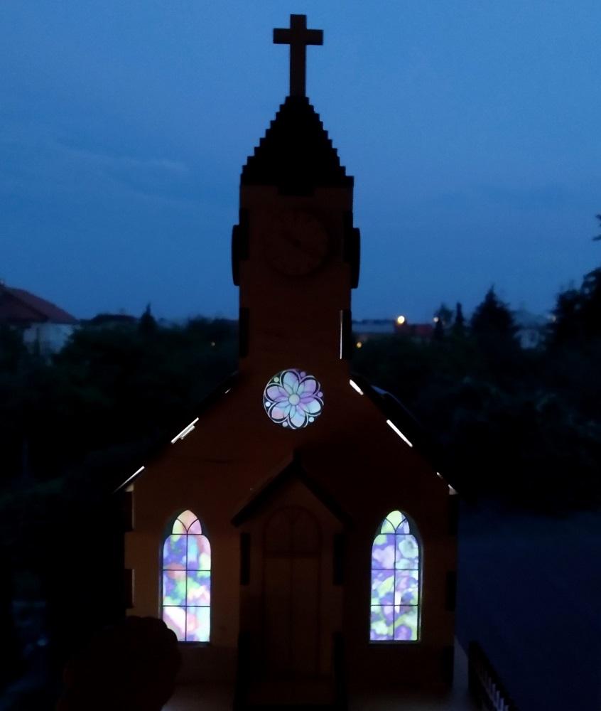 solarni kostelik