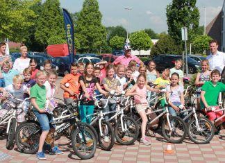 Go-biking voor basisscholen Klaaswaal en Numansdorp