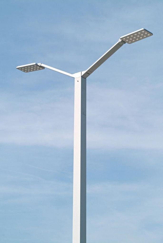 Grootschalige renovatie van de openbare verlichting in Binnenmaas ...