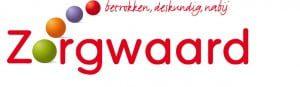 Zorgwaard logo Kleur