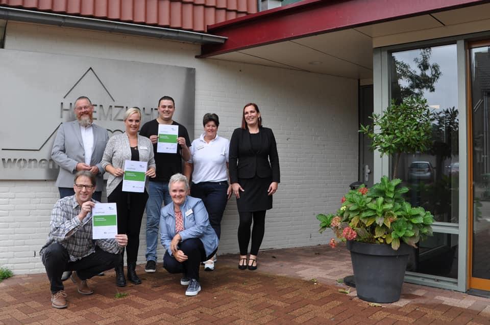 HW Werkt is een succesvolle samenwerking aangegaan met woonzorgcentrum Heemzicht in Piershil - Hoeksche Waard - Hoeksch Nieuws - Het laatste nieuws uit de Hoeksche Waard