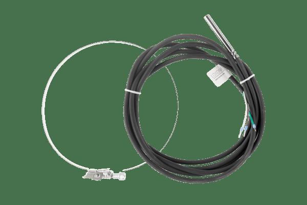 • 1 x 1-Wire Hülsen Temperaturfühler