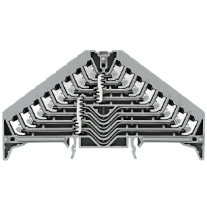 • 20 Stk. Weidmüller Potenzialverteiler PPV8