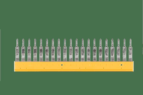 • 20 Stk. Weidmüller Querverbinder 20-polig