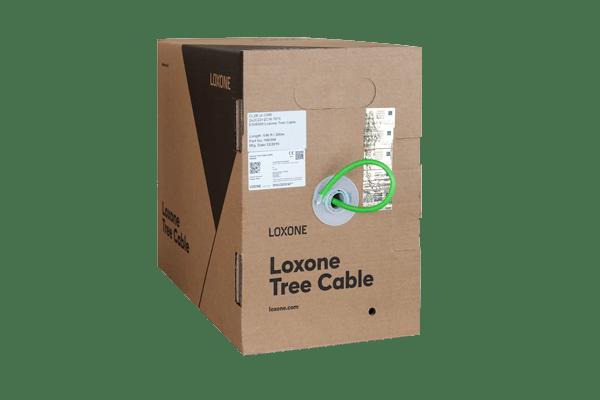 • 1x 200m Tree Kabel in stabiler Kartonverpackung